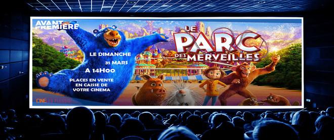Ouverture du parc des merveilles le 31 Mars