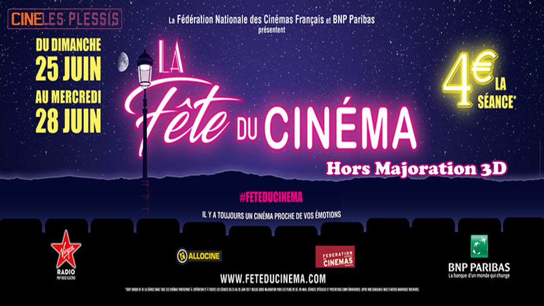Photo du film La Fête du Cinéma 2017