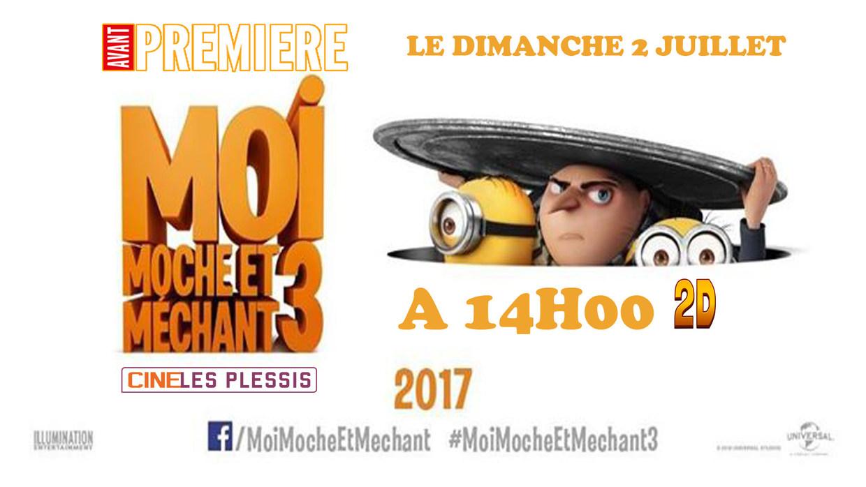 Photo du film Moi, Moche et Méchant 3