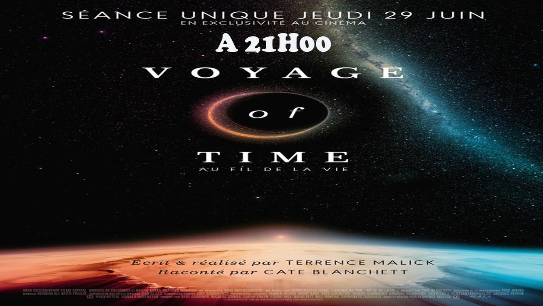 Photo du film Voyage of Time : Au fil de la vie