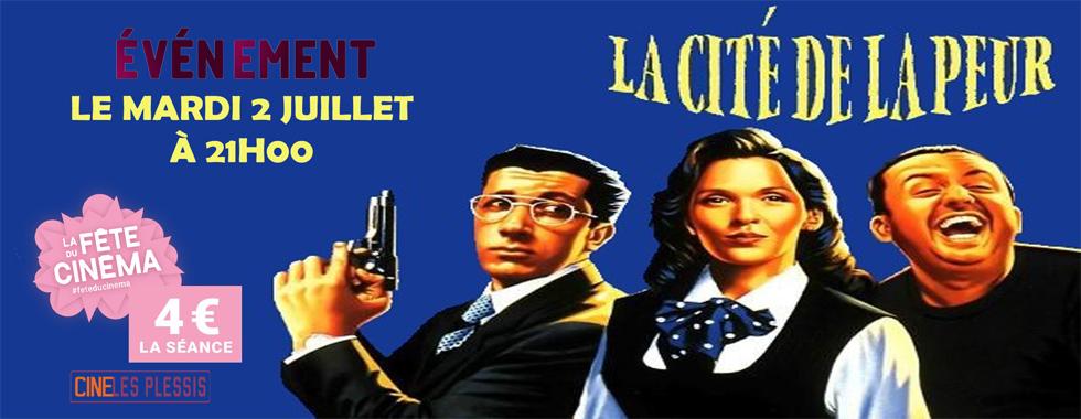 Photo du film La Cité de la peur