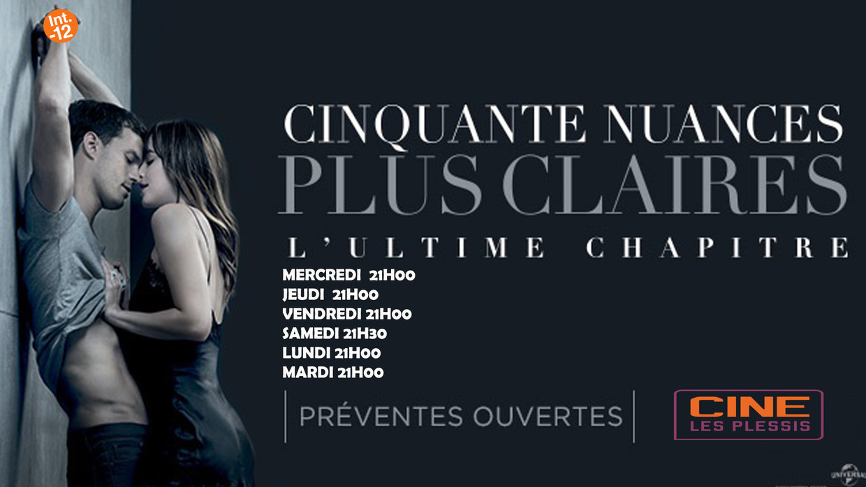 Photo du film Cinquante Nuances plus claires